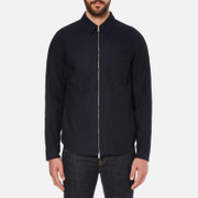 rag & bone Men's Daltry Shirt - Navy
