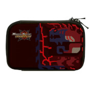 Nintendo 3DS XL Hard Pouch - Monster Hunter Generations (Glavenus)