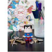Superman Mini Look-Alite Keychain
