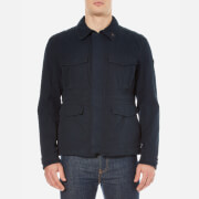 BOSS Orange Men's Ojett 4 Pocket Jacket - Dark Blue
