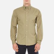 GANT Rugger Men's Dreamy Oxford Garment Dyed Shirt - Cypress Green
