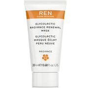 REN Glycolactic Radiance Renewal Mask (20ml)