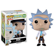 Figurine Pop! Rick - Rick et Morty
