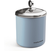 Morphy Richards 974082 Large Canister - Cornflower Blue