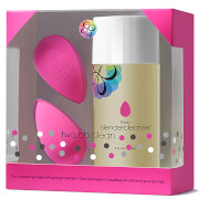 beautyblender Duo with Liquid Blendercleanser