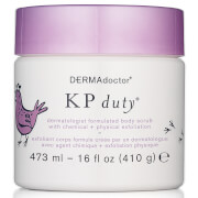 DERMAdoctor KP Duty Dermatologist Formulated Body Scrub