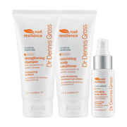 Dr Dennis Gross Root Resilience Hair Protection Kit (Worth $62)
