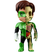 Figura Wave 2 (DC Comics) Linterna verde (10 cm) - XXRAY
