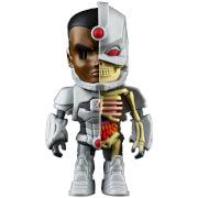 Figura XXRAY Vinyl Cyborg Ronda 2 - DC Comics