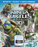 Ninja Turtles 2 3D (+ Version 2D)