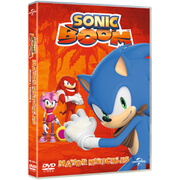 Sonic Boom: Volume 3 DVD - Mayor Knuckles