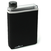 Cookut Manta Flat Isotherm Bottle 400ml - Black