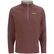 Craghoppers Men's Selby Half Zip Fleece - Chesterfield Red
