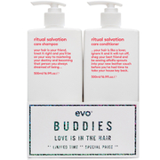EVO Buddies - Love is in the hair