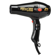 PARLUX 3200 Ceramic and Ionic Edition Hair Dryer - Black