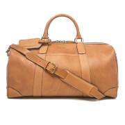 Polo Ralph Lauren Men's Duffle Bag - Cognac