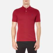 Polo Ralph Lauren Men's Short Sleeve Slim Fit Polo Shirt - Eaton Red