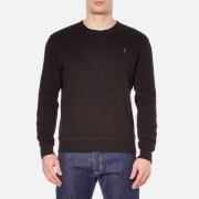 Polo Ralph Lauren Men's Crew Neck Knitted Sweatshirt - Polo Black