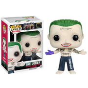 Suicide Squad Joker Shirtless Funko Pop! Figuur