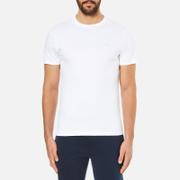 Michael Kors Men's Liquid Jersey Crew Neck Short Sleeve T-Shirt - White