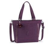 Kipling Women's Small Shopper Bag - Plum Purple