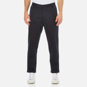 Universal Works Men's Pleat Pants - Navy