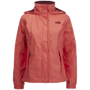 The North Face Women's Resolve Jacket - Spiced Coral