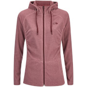 The North Face Women's Mezzaluna Full Zip Hoody - Nostalgia Rose Stripe