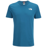 The North Face Men's Simple Dome T-Shirt - Banff Blue
