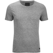 T-Shirt Homme Produkt Textured Core -Gris Clair