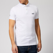 Superdry Men's Classic Pique Polo Shirt - Optic White