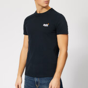 Superdry Men's Orange Label Vintage Embroidery T-Shirt - Eclipse Navy