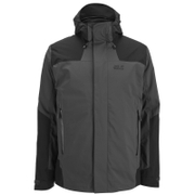 Jack Wolfskin Men's Altiplano 3-in-1 Jacket - Ebony