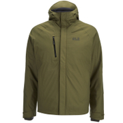 Jack Wolfskin Men's Troposphere Jacket - Burnt Olive