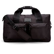 Superdry Men's XL Silicone Montana Holdall Bag - Black