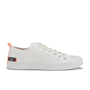 Superdry Men's Super Sneaker Low Top Trainers - Off White
