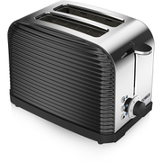 Tower T20007 2 Slice Linear Toaster - Black