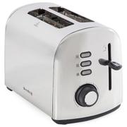 Breville VTT590 2 Slice Toaster - Polished Stainless Steel