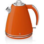 Swan SK24030ON 1.5L Jug Kettle - Orange