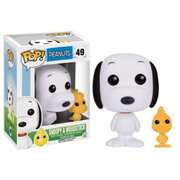 Peanuts Snoopy & Woodstock Funko Pop! Figuur