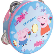 Peppa Pig Splish Splash Tambourine