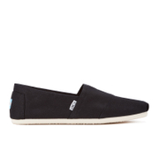 TOMS Men's Core Classics Slip-On Pumps - Black