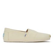 TOMS Men's Core Classics Slip-On Pumps - Natural