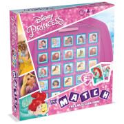 Top Trumps Match Board Game - Disney Princess Edition