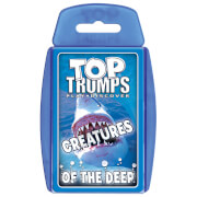 Classic Top Trumps - Creatures of the Deep
