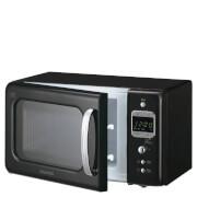 Daewoo KOR7LBKB 800W Microwave Oven - Black