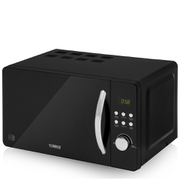 Tower T24012 800W Digital Microwave Oven - Black