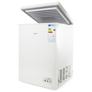 Signature S30006 103L Chest Freezer - White