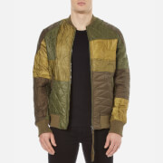 Maharishi Men's Upcycled Liner Jacket - Olive