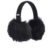 UGG Women's Classic Wired Sheepskin Earmuffs - Black